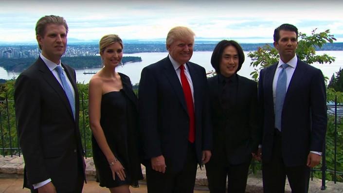 Trump Interviews