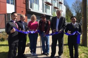Seniors housing opens at Little Mountain
