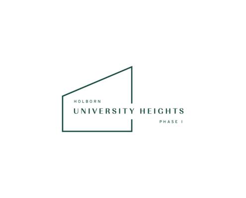 Holborn University Heights Phase I Logo