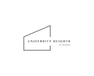University Heights logo