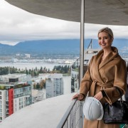 Ivanka and Donald Trump Jr. tour Vancouver